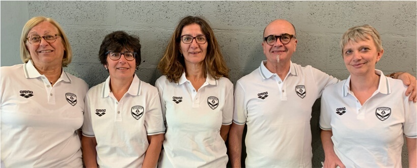Girondins Natation - Dirigeants